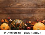 Autumn Composition. Frame...