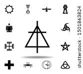 religion symbol  christian... | Shutterstock . vector #1501863824