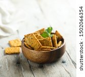 Healthy Homemade Crackers With...
