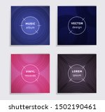 modern plate music album covers ... | Shutterstock .eps vector #1502190461
