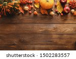 Happy Thanksgiving Concept....