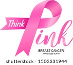 breast cancer awareness month... | Shutterstock .eps vector #1502331944