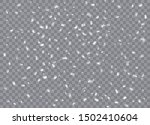 snowflakes  snow background.... | Shutterstock .eps vector #1502410604