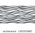 wave bold seamless vector with... | Shutterstock .eps vector #1502535887