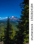 Small photo of Mt. Adams, Gifford Pinchot National Forest, Washington