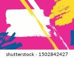 vector  abstract background.... | Shutterstock .eps vector #1502842427