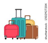 color cartoonillustration of...   Shutterstock .eps vector #1502927204