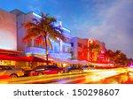 Miami Beach  Florida...
