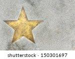 Rock Gold Star