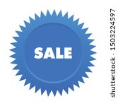 sale badge. special offer... | Shutterstock .eps vector #1503224597