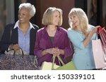 Happy Multiethnic Female...