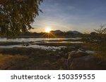 Sunrise In Africa Tanzania