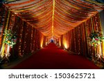 the beautiful decorations... | Shutterstock . vector #1503625721