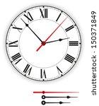 Antique Clock Face  ...