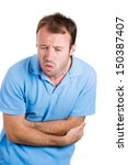 closeup portrait of man...   Shutterstock . vector #150387407