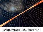 An abstract view upwards during ...