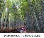 kyoto  japan   may 13  2017  ... | Shutterstock . vector #1504712681