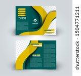brochure template. business... | Shutterstock .eps vector #1504771211