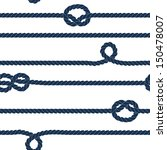 Navy Rope And Marine Knots...