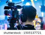 Video operator. videography...