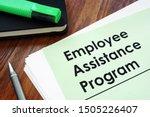 employee assistance program eap ...   Shutterstock . vector #1505226407