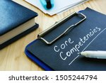 Core Competencies List On The...