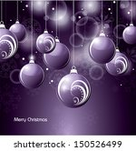 Christmas Background. Abstract...