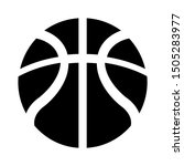 basketball icon   from fitness  ... | Shutterstock .eps vector #1505283977