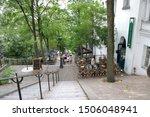 Paris  France   Circa August ...