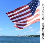 Old Glory At Pearl Harbor Hawaii
