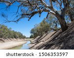 Darling River Outback Nsw...