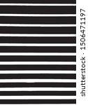 black and white horizontal... | Shutterstock .eps vector #1506471197