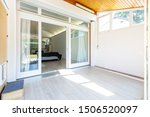 Covered Veranda With Access To...