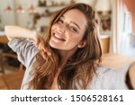picture of young smiling... | Shutterstock . vector #1506528161