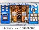 Moustiers Sainte Marie. France. ...