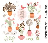 background,beautiful,bloom,border,bouquet,card,cartoon,clip art,clipart,color,comfort,decor,decoration,decorative,doodle