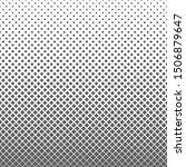 simple black monochrome rhombus ... | Shutterstock .eps vector #1506879647