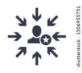 target audience. customer ...   Shutterstock .eps vector #1506955751