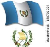guatemala shadowed textured... | Shutterstock .eps vector #150701024