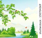 vector illustration of a... | Shutterstock .eps vector #150704369