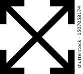 expand icon vector design...