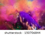 color festival | Shutterstock . vector #150706844