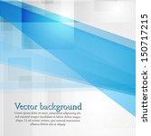 bright hi tech modern background | Shutterstock .eps vector #150717215