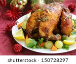 Baked Chicken For Christmas...