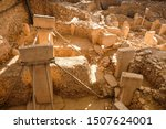Ancient Site Of Gobekli Tepe In ...