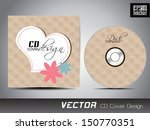 cd cover design for your...