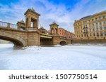 Russia. Petersburg Lomonosov...