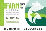 design for agricultural... | Shutterstock .eps vector #1508058161