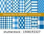 oktoberfest vector patterns in ...   Shutterstock .eps vector #1508192327
