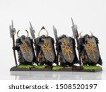 Chaos Knight Army. Toy Knights...
